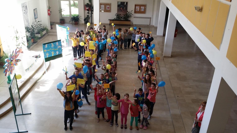 Proslava desete godišnjice eTwinninga u I. osnovnoj školi Bjelovar