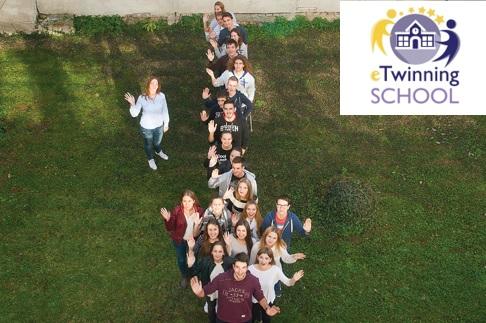 40 hrvatskih dječjih vrtića, osnovnih i srednjih škola nagrađeno oznakom eTwinning škole - Slika