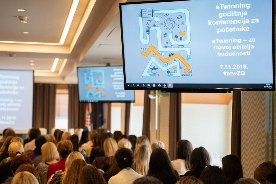 Na godišnjoj eTwinning konferenciji dodijeljene nagrade COMET i ELL - Slika