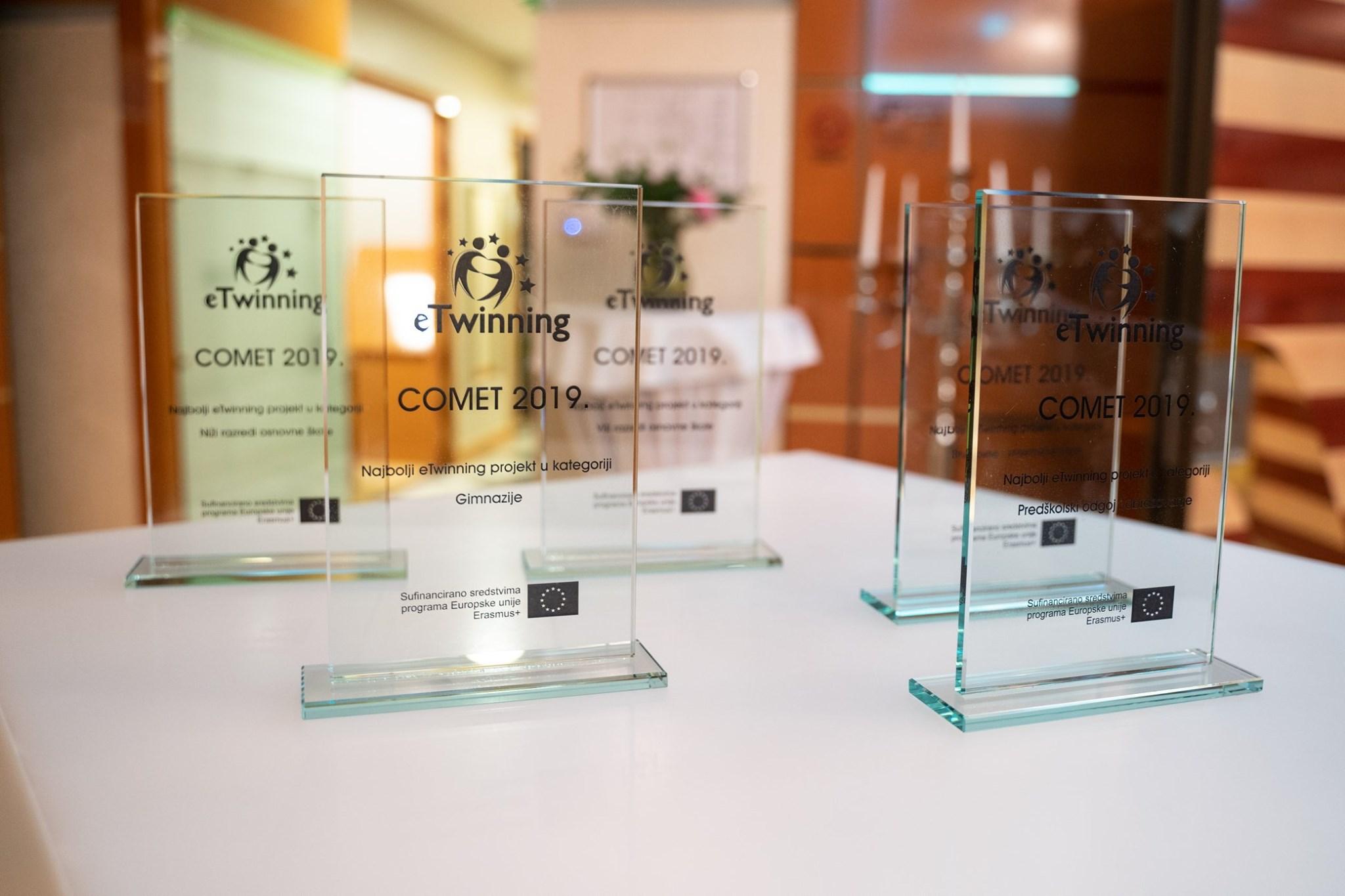 Na godišnjoj eTwinning konferenciji dodijeljene nagrade COMET i ELL - Slika 5