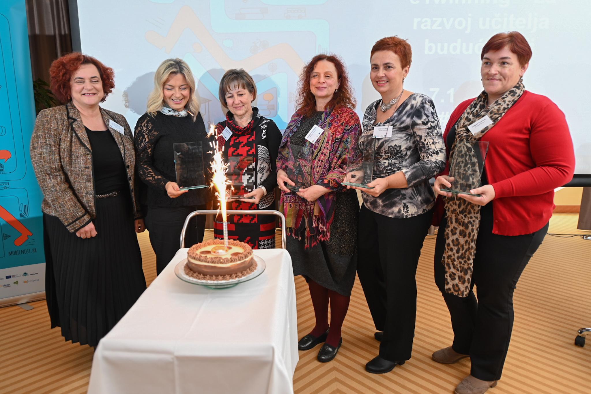 Na godišnjoj eTwinning konferenciji dodijeljene nagrade COMET i ELL - Slika 6