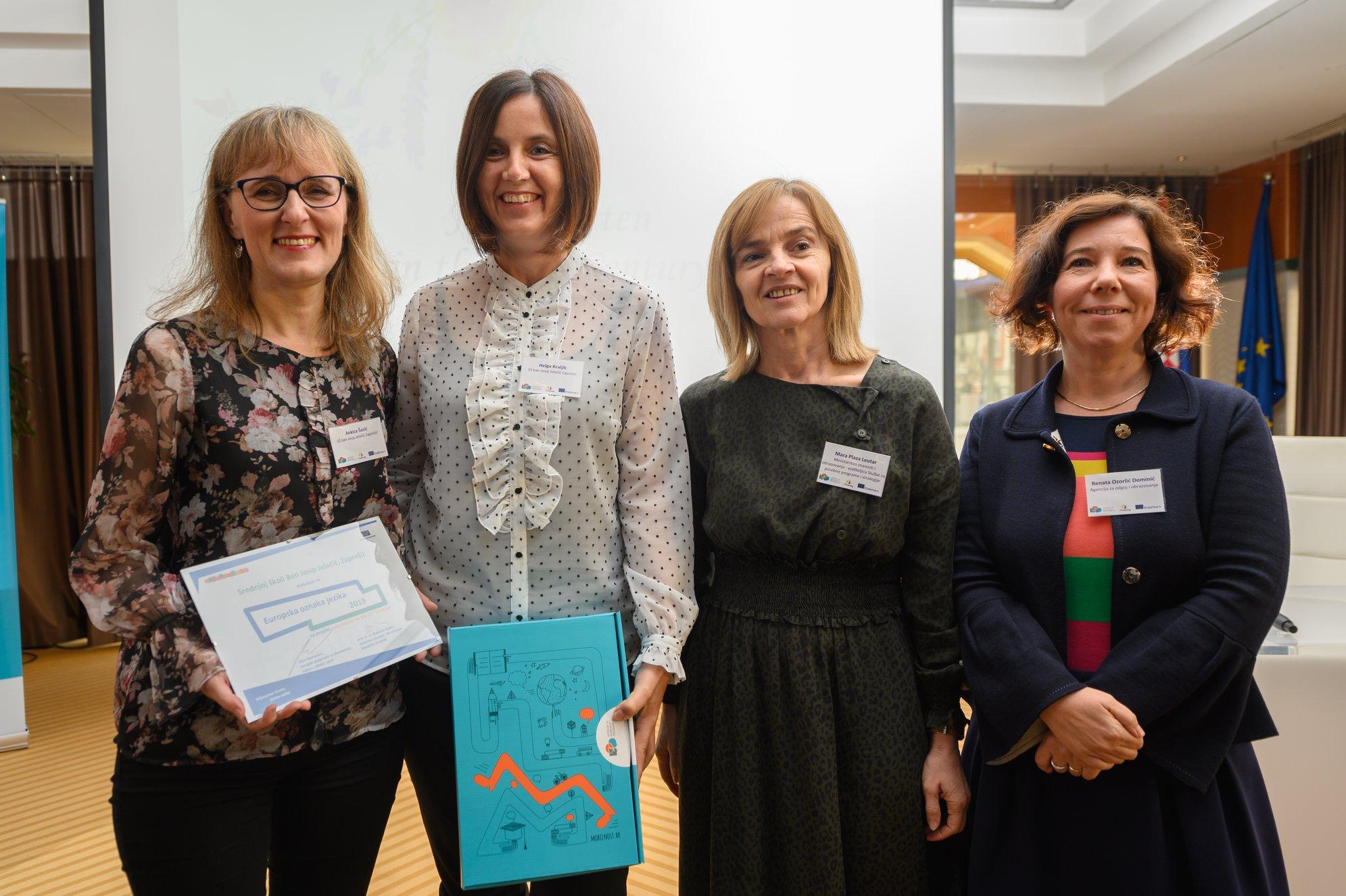 Na godišnjoj eTwinning konferenciji dodijeljene nagrade COMET i ELL - Slika 7