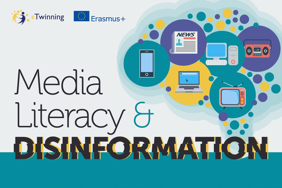 eTwinningova tema 2021. godine: medijska pismenost i dezinformacije - Slika
