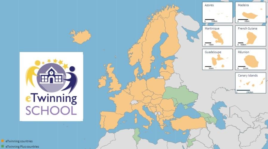 Oznaku eTwinningove škole od danas nose 93 odgojno-obrazovne ustanove iz Republike Hrvatske - Slika 1