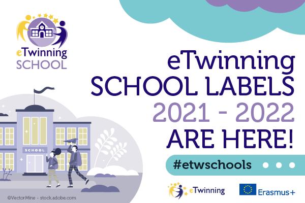 Oznaku eTwinningove škole od danas nose 93 odgojno-obrazovne ustanove iz Republike Hrvatske - Slika
