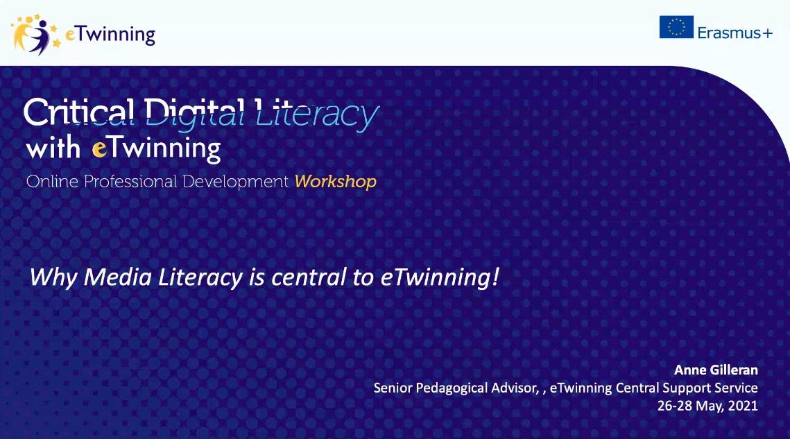 """Više od 150 eTwinnera na međunarodnom seminaru """"Kritička medijska pismenost s eTwinningom"""" - Slika 2"""