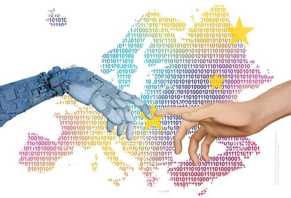 IX. gimnaziji nagrada za eTwinningov projekt European Art 2.0 - Slika